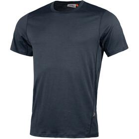 Lundhags Gimmer Camiseta Ligera Merino Hombre, deep blue